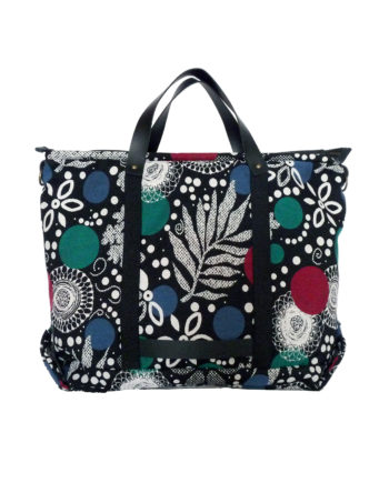 courtney-borsa-shopping-jaquard- apiedinudinelparco-floreale-bologna-1