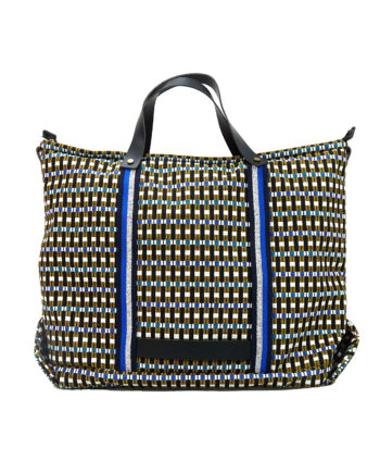 courtney-borsa-shopping-multiriga- nero-apiedinudinelparco-lurex-blu-bologna-1